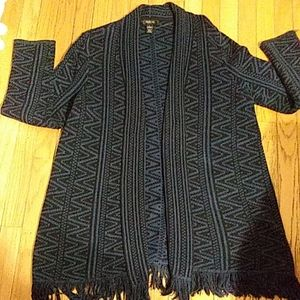 Women's sweater size Large L Cardigan
